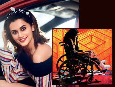 Taapsee Pannu plays wheelchair-bound video game programmer in her first Tamil film