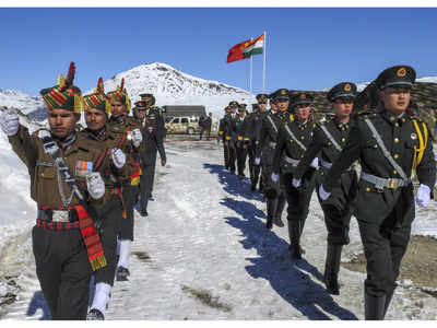 Fighters, warships moved to forward bases after bloodiest day in Ladakh amid escalating conflict with China