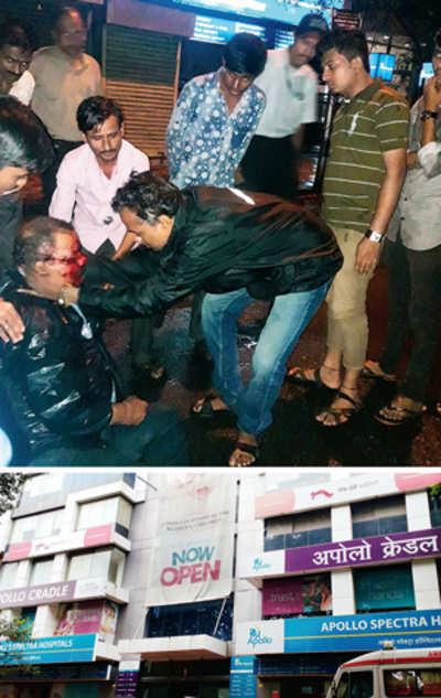 Apollo Spectra refuses to treat accident victim for being male