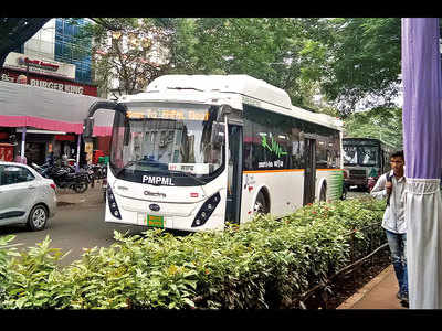 PMPML to throw drivers under bus