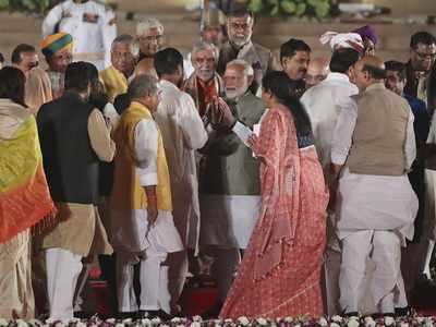 Modi Government 2.0: 51 of 56 Central Ministers are crorepatis