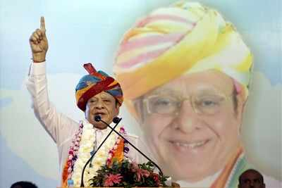 Shankersinh Vaghela: Congress conspired to win Rajya Sabha poll