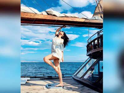 Ankita Lokhande has a Greek and Parisian getaway