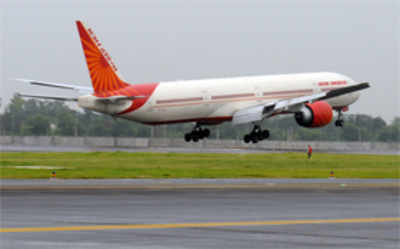 Air India using boarding passes with PM's photo again