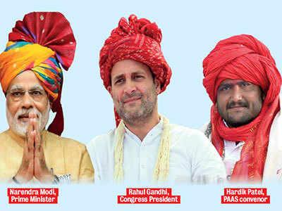 Gujarat Elections 2017 | Narendra Modi, Rahul Gandhi, Hardik Patel: Who will trump on the 18th?