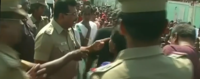 Cops slap student protesting for Pollachi sexual abuse victim