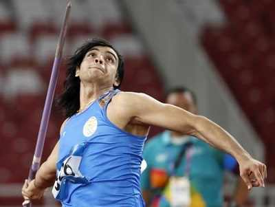 Asian Games: Neeraj Chopra wins India's first-ever javelin throw gold