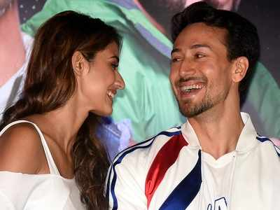 Happy Birthday Tiger Shroff: Disha Patani shares first dance video to wish Baaghi 2 co-star