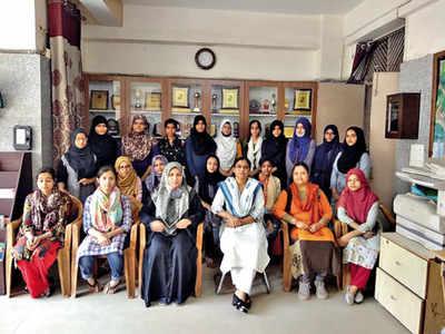 23 girls of government school in Delhi's Okhla crack NEET