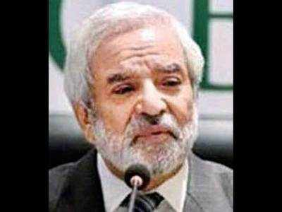 Ehsan Mani pulls out of ICC race