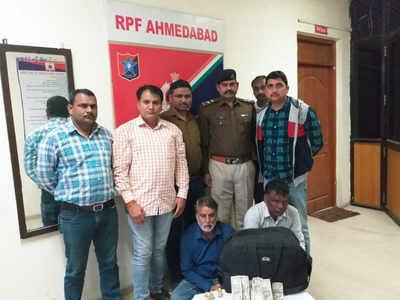 RPF nabs two for cheating passengers at railway station