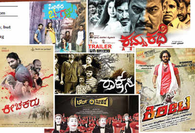 Sandalwood film-makers seem to be pulling movies out of theatres before happy endings