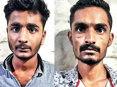 GRP nabs duo for stealing phones from train travellers