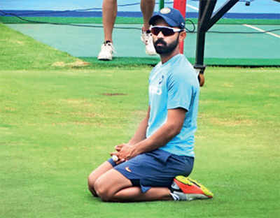 Rahul, Parthiv may come in; Rahane unlikely