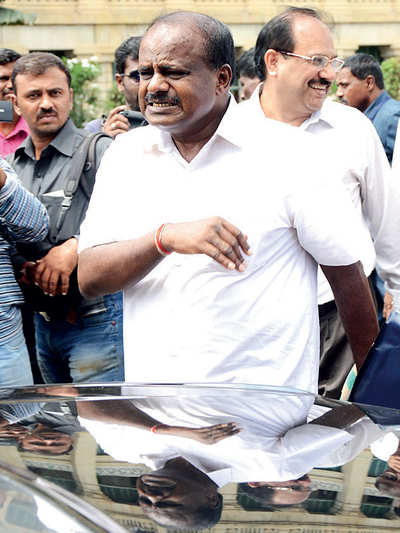 Chief Minister HD Kumaraswamy wants new cell to curb corruption