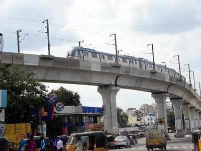 Metro services to resume in Hyderabad from September 7