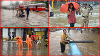 Monsoon officially arrives in Mumbai; rain fury hits flights, trains and road traffic