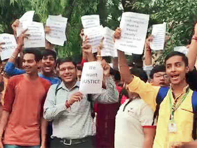 Exams clash with Paryushan: KS students threaten boycott