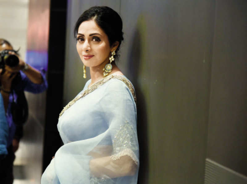 Sridevi receives Best Actress honour posthumously for Mom
