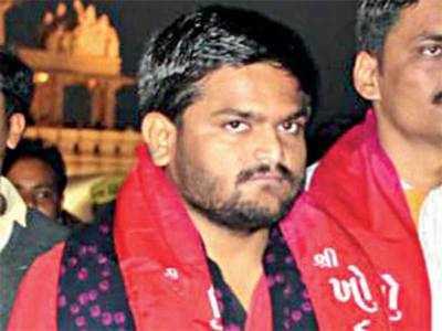 Hardik Patel urges farmers in Jasdan to seize the 'Avsar'