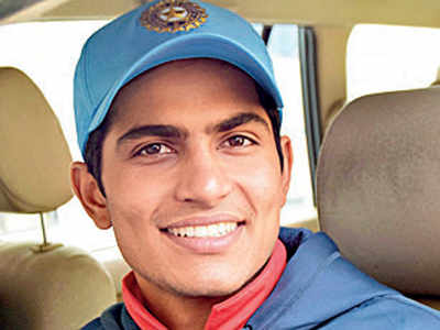 India A vs West Indies A: Shubman Gill smashes double ton