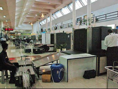 Pune airport gets trial AI baggage scanning system