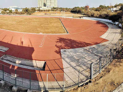 Pune varsity to get world-class athletics track in few months