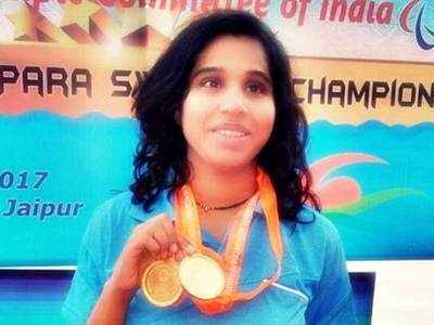Indian para-swimmer forced to borrow money in Germany to compete at World Series