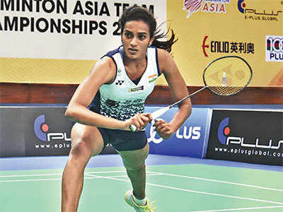 Badminton Asia Team Championships: PV Sindhu wins but Indian shuttlers lose to Indonesia