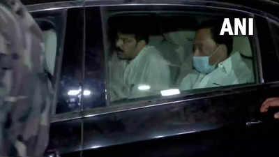 Narayan Rane news live updates: Union minister granted bail after arrest over 'slap Uddhav' remark