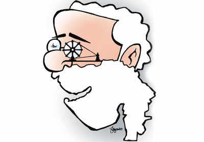 The multi-pronged Gujarati identity