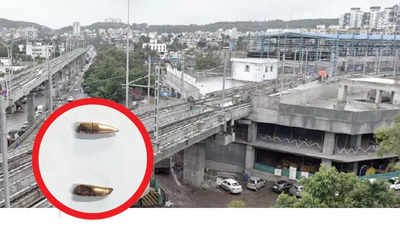 Who shot at Metro labourers?