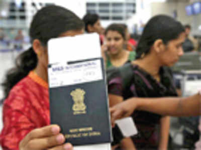NOC for women. Why not for men, ask travellers