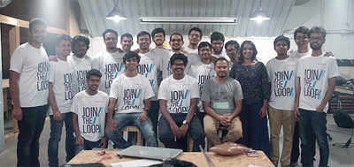 Four city students join Hyperloop's India team
