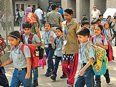 Education becoming 'private' affair in Guj