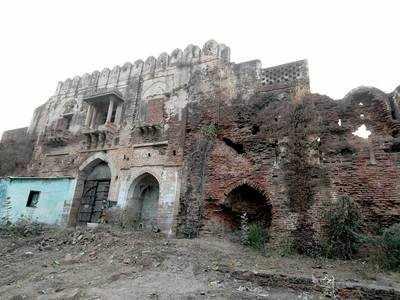UNESCO World Heritage city? Listless AMC gives a damn