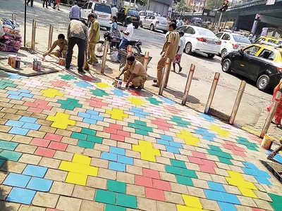 Mumbai Speaks: Happy feet