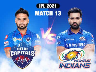 IPL 2021 Highlights, DC vs MI: Delhi Capitals beat Mumbai Indians by 6 wickets