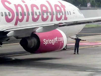 Rs 5.5-crore parking fee for SpiceJet's grounded B-737 MAX aircraft