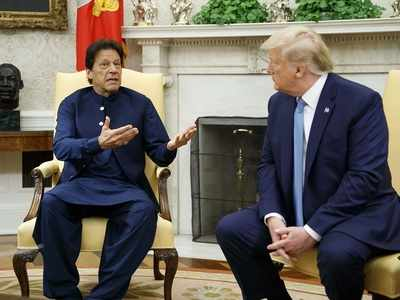Imran Khan discusses Kashmir with Donald Trump over phone