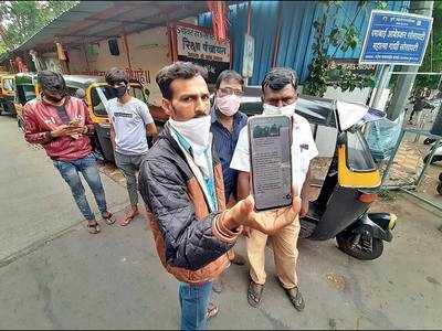 Auto drivers tune in to virtual morchas, ask for help in crisis