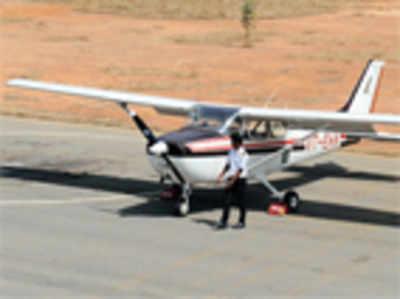 Rentals down at airstrip, but pvt operators still unhappy