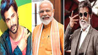 Rajinikanth to Varun Dhawan, Bollywood celebs congratulate PM Modi on landslide victory in Lok Sabha elections 2019