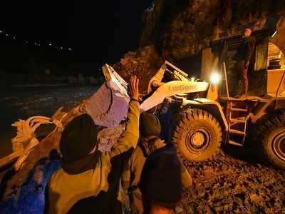 Uttarakhand glacier disaster live updates: 32 bodies recovered, 206 persons missing