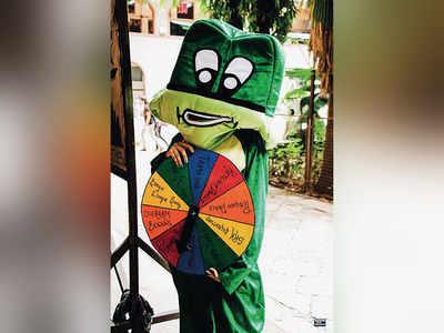 Malhar fest invites Xavierites to reimagine mascot 'Puddles'