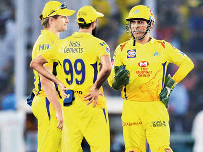 Chennai Super Kings consistent at winning on home ground