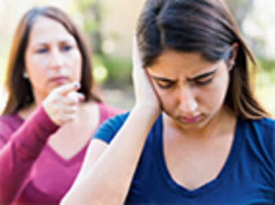 The argumentative teenager