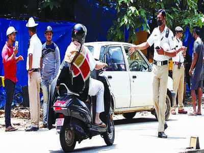 Rs 72 lakh fine in 6 days