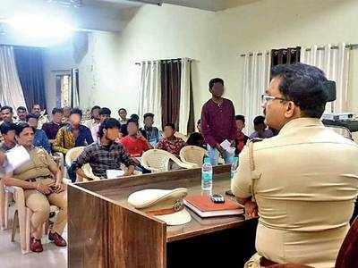 100 juveniles on reformation path, thanks to Wanawadi cop Krantikumar Patil