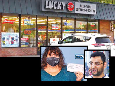Gujarati family in US returns $1mn lottery ticket to customer